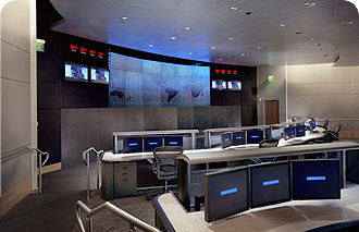 Command Center Furniture Design noc furniture consoles, emergency network operations, command
